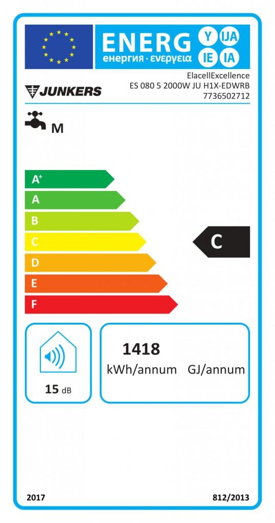 Termos eléctricos Elacell ES75E