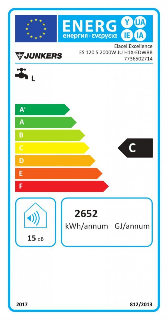 Termo eléctricos Elacell ES120E